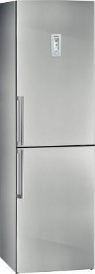 Холодильник с морозильником Siemens KG39NA79 - вид спереди