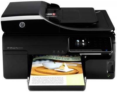 МФУ HP Officejet Pro 8500A (CM755A) - общий вид