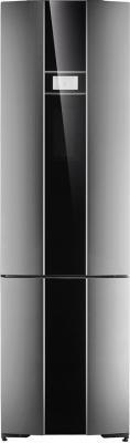 Холодильник с морозильником Gorenje NRK6P2X - общий вид