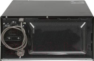 Микроволновая печь Samsung ME83XR - вид сзади