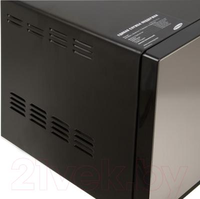 Микроволновая печь Samsung ME83XR - вид сбоку