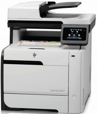 Мфу HP LaserJet Pro 400 color MFP M475dw (CE864A) - общий вид