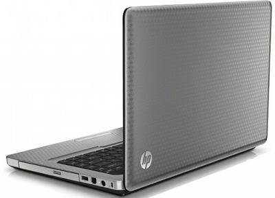 Ноутбук HP G62-b74SR (XU609EA) - сбоку