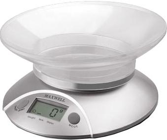 Кухонные весы Maxwell MW-1451 - общий вид