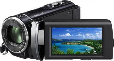 Видеокамера Sony HDR-PJ200E - дисплей