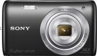 Фотоаппарат Sony Cyber-shot DSC-W670 Black -