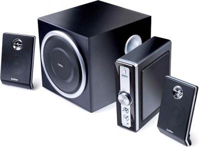Мультимедиа акустика Edifier C1 (черный) - Общий вид
