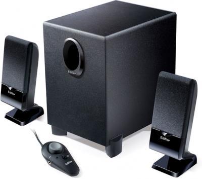 Мультимедиа акустика Edifier M1350 - Общий вид