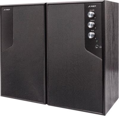 Мультимедиа акустика FnD R216 (черный) - Общий вид