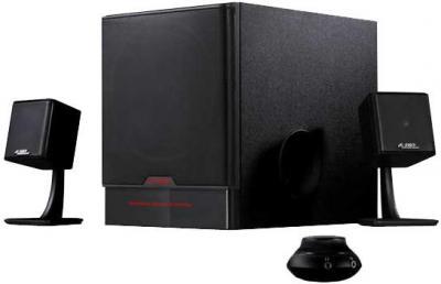 Мультимедиа акустика FnD F680 - Общий вид
