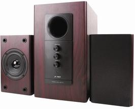 Мультимедиа акустика FnD R313 (вишня) - Общий вид