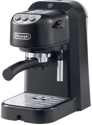 Кофеварка эспрессо DeLonghi EC 250.B - вид спереди