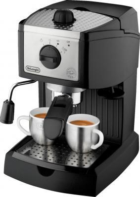 Кофеварка эспрессо DeLonghi EC 155 - общий вид