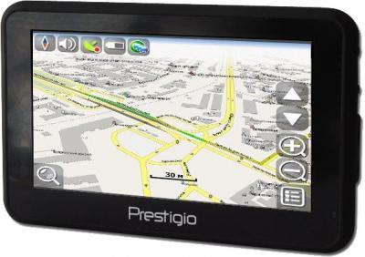 GPS навигатор Prestigio GeoVision 4141BT - общий вид