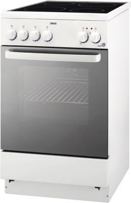 Кухонная плита Zanussi ZCV560MW - общий вид