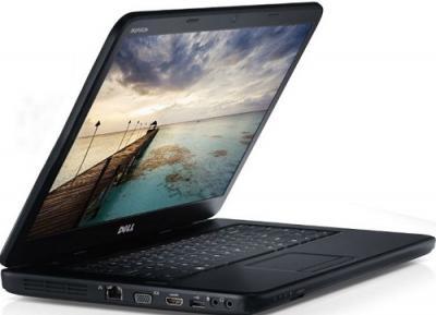 Ноутбук Dell Inspiron N5050 (089833) - Вид сбоку