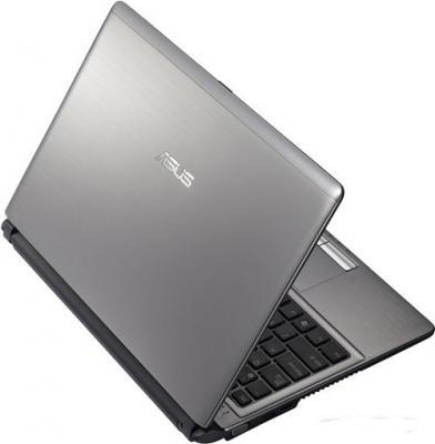 Ноутбук Asus U32U-RX007R - Вид сбоку сзади
