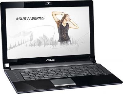 Ноутбук Asus N73SM-TZ072D - Главная