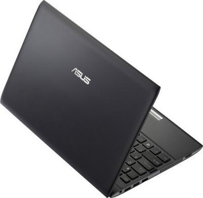 Ноутбук Asus Eee PC 1225C-GRY011W  - Вид сзади