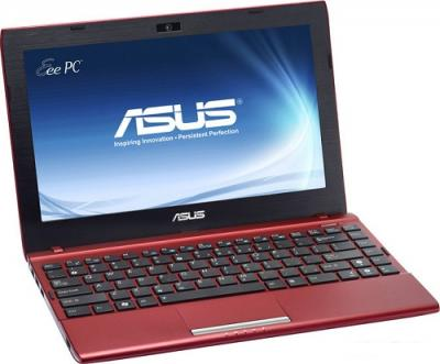 Ноутбук Asus Eee PC 1225C-RED019W  - Главная