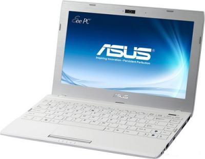 Ноутбук Asus Eee PC 1225C-WHI023W  - Вид спереди