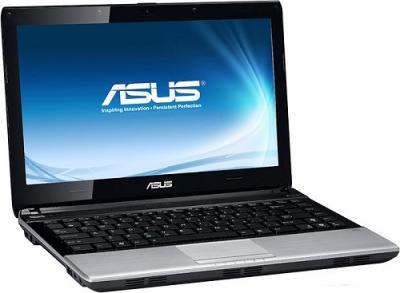 Ноутбук Asus U31SG-RX014R - Главная