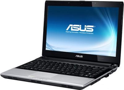 Ноутбук Asus U31SG-RX014R - Вид спереди
