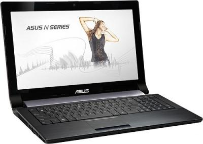 Ноутбук Asus N53TK-SX011D - Главная