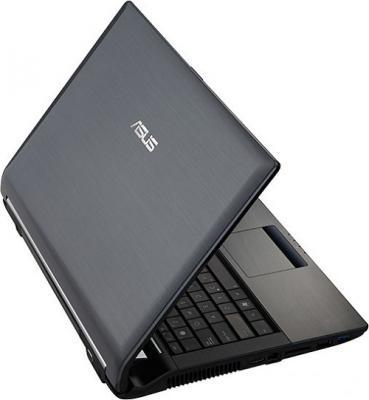 Ноутбук Asus N53TK-SX012D - Вид сзади сбоку