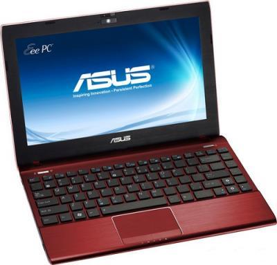 Ноутбук Asus Eee PC 1225B-RED059M - Главная