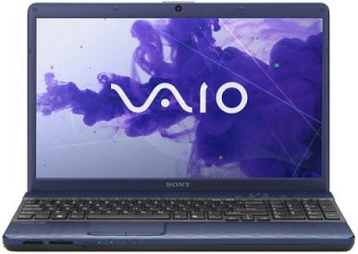 Ноутбук Sony VAIO VPC-EH3J1R/L - Главная