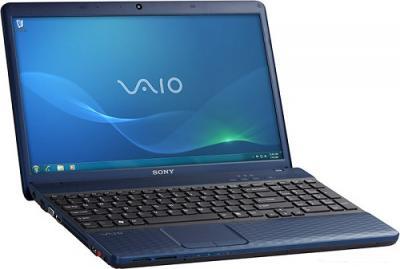 Ноутбук Sony VAIO VPC-EH3J1R/L - Вид сбоку