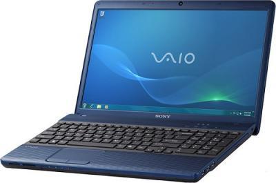 Ноутбук Sony VAIO VPC-EH3J1R/L - Вид сбоку 2