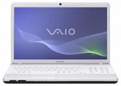Ноутбук Sony VAIO VPC-EH3J1R/W - Главная
