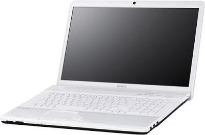 Ноутбук Sony VAIO VPC-EJ3M1R/W - Вид сбоку 2
