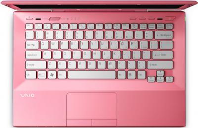 Ноутбук Sony VAIO VPCSB4M1R/P - общий вид