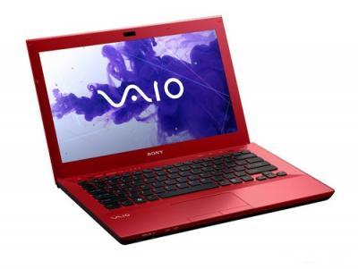 Ноутбук Sony VAIO VPCSB4M1R/R - Главная