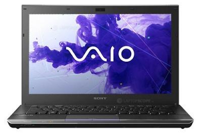 Ноутбук Sony VAIO VPC-SB4V9R/B - Главная