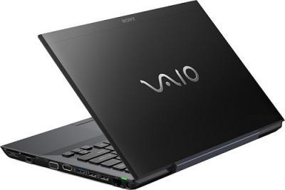 Ноутбук Sony VAIO VPC-SB4V9R/B - Вид сзади