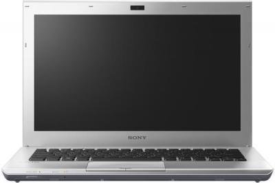Ноутбук Sony VAIO VPCSB4V9R/S - спереди