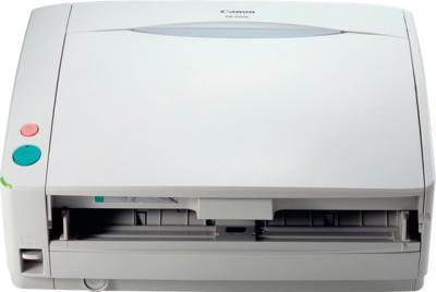 Протяжный сканер Canon DR5010C - общий вид