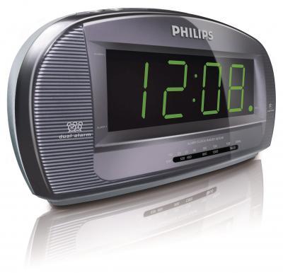 Радиочасы Philips AJ3540/12 - вид сбоку