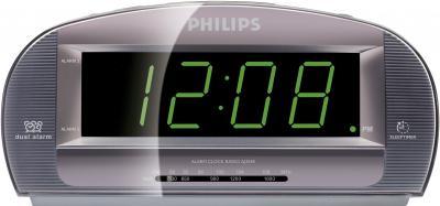 Радиочасы Philips AJ3540/12 - вид спереди