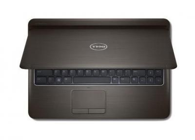 Ноутбук Dell Inspiron 14z N411z (89346) - сверху