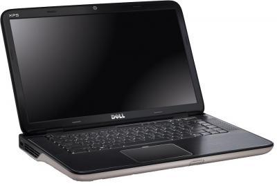 Ноутбук Dell XPS 15 (L502x) - открытый