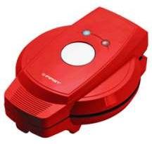 Вафельница First TZS-11 (Red) - вид спереди