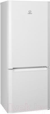 Холодильник с морозильником Indesit BIA 15 - Вид спереди