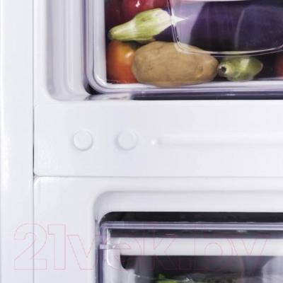 Холодильник с морозильником Indesit BIA 15