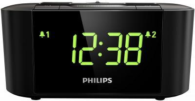 Радиочасы Philips AJ3500/12 - вид спереди