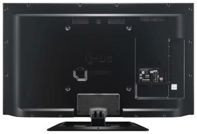 Телевизор LG 42LS570 - вид сзади